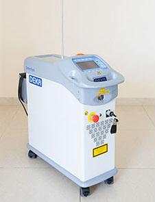 Аппарат SmartLipo 2013 года выпуска (DEKA, Италия)