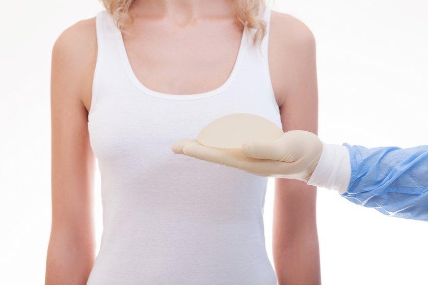 Увеличение груди (маммопластика) в клинике LaserOne фото №1