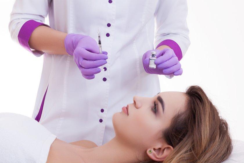 Инъекции красоты в клинике LaserOne фото №1