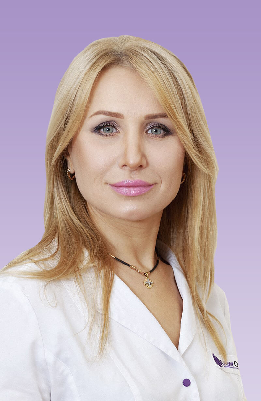 Фото врача-дерматолога, косметолога Дубовенко Аллы Владимировны