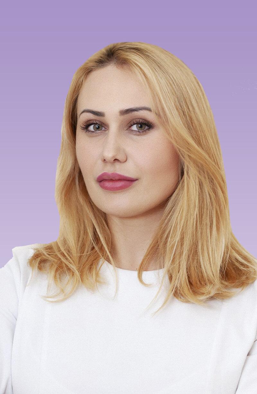 Фото врача-дерматолога, косметолога Атаманчук Каролины Васильевны